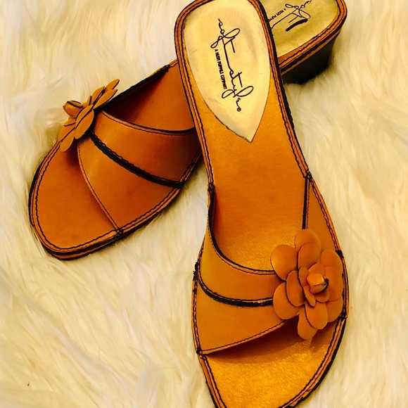 Hush Puppies Shoes Soft Style By Heeled Slides Poshmark